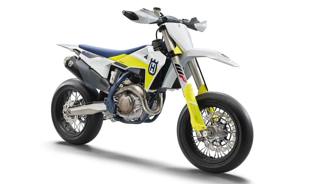 Husqvarna FS 450 Supermoto 2021
