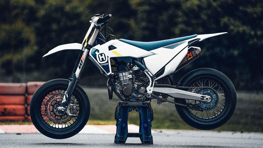 Husqvarna FS 450 Supermoto 2022