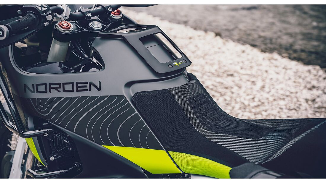 Husqvarna Norden 901 Concept Eicma 2019