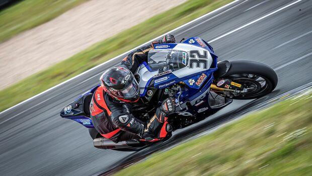 IDM Superbike 1000 Moser