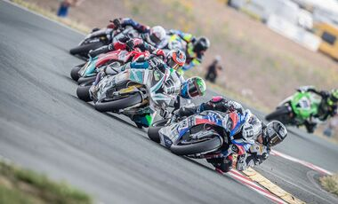 IDM Superbike 1000 Most
