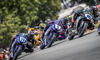 IDM Supersport 300 Gamma Racing Day Assen