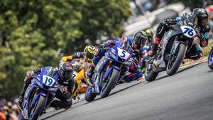 IDM Supersport 300 Gamma Racing Day Assen