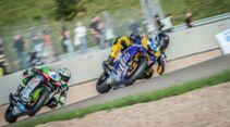 IDM Supersport 600 Enderlein und Vugrinec  Sachsenring 2020