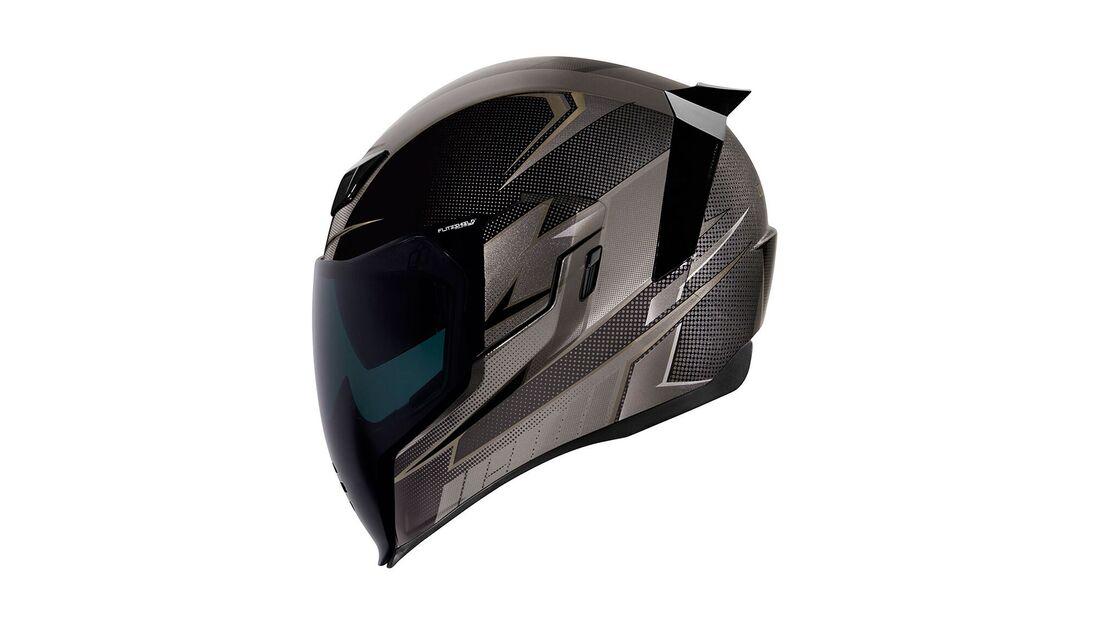 Icon Helme 2021 Airflite Ultrabolt Black