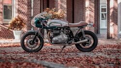 Icon Motorcycles Triton
