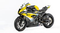Ilmberger Carbon BMW S 1000 RR Racing Projektbike