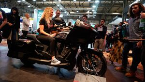 Indian Challenger Eicma 2019