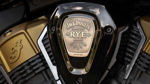 Indian Challenger Jack Daniels