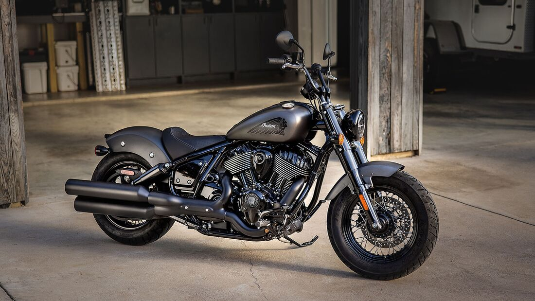 Indian Chief Bobber Dark Horse