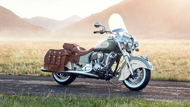 Indian Chief Vintage.