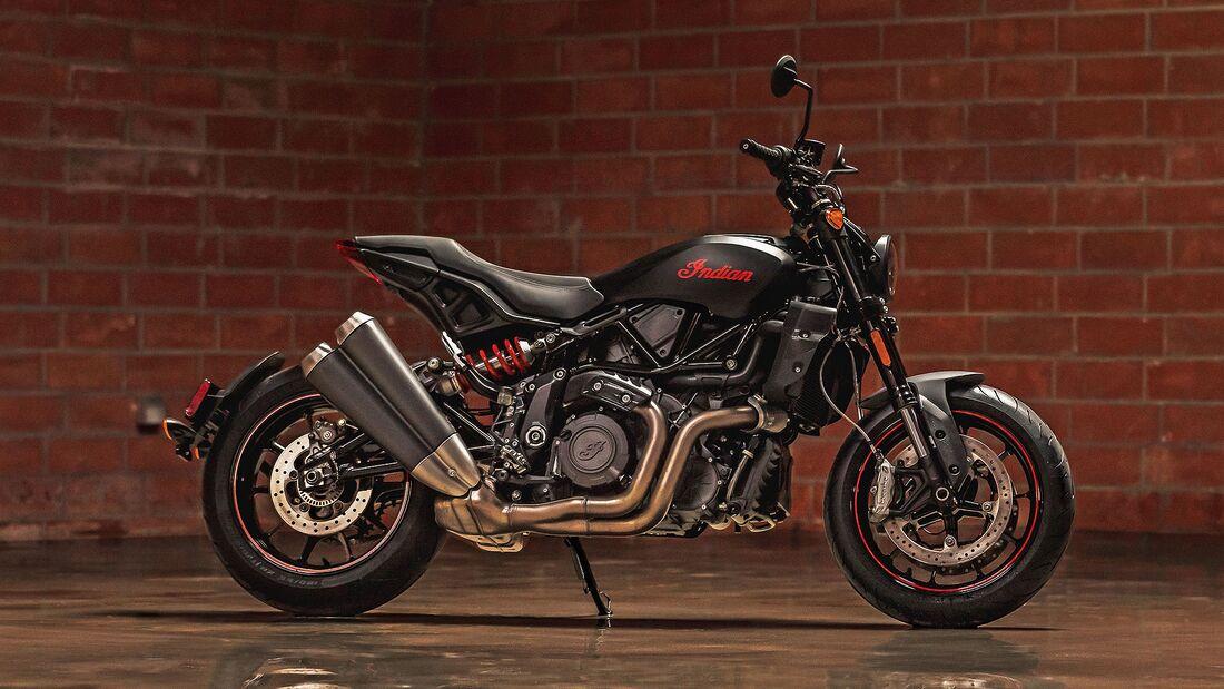 Indian FTR 1200 Modelljahr 2021