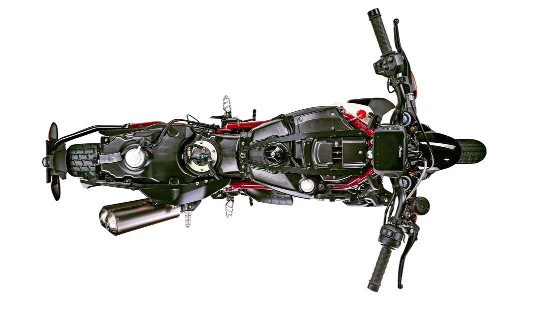 Indian FTR 1200 S.