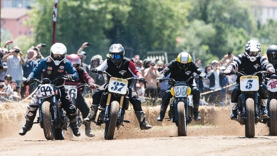 Indian Flat Track Serie 2020