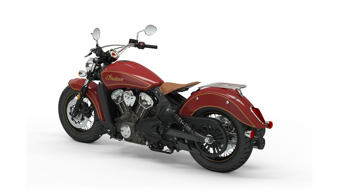 Indian Motorcycle Limited Edition Scout 100th Anniversary 2020