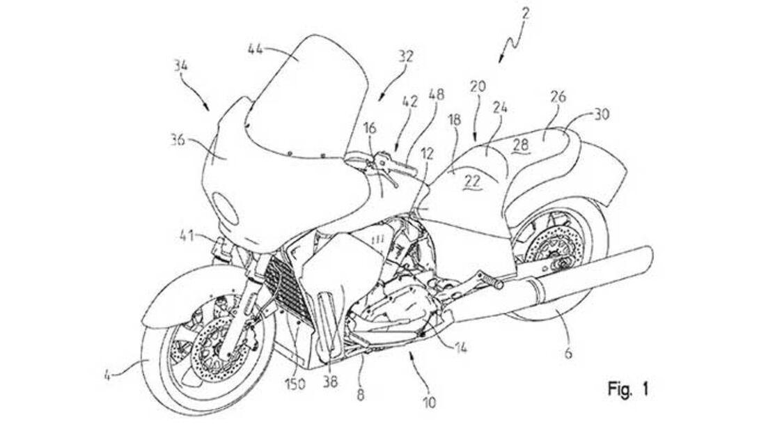 Indian Pursuit Patent