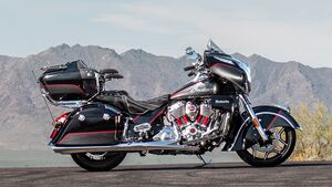 Indian Roadmaster Elite Sondermodell