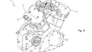 Indian V2-Motor Patent