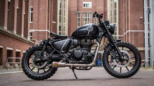 Ironwood Motorcycles Royal Enfield Starship Meteor