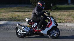 Italjet Dragster Fahrbericht Test