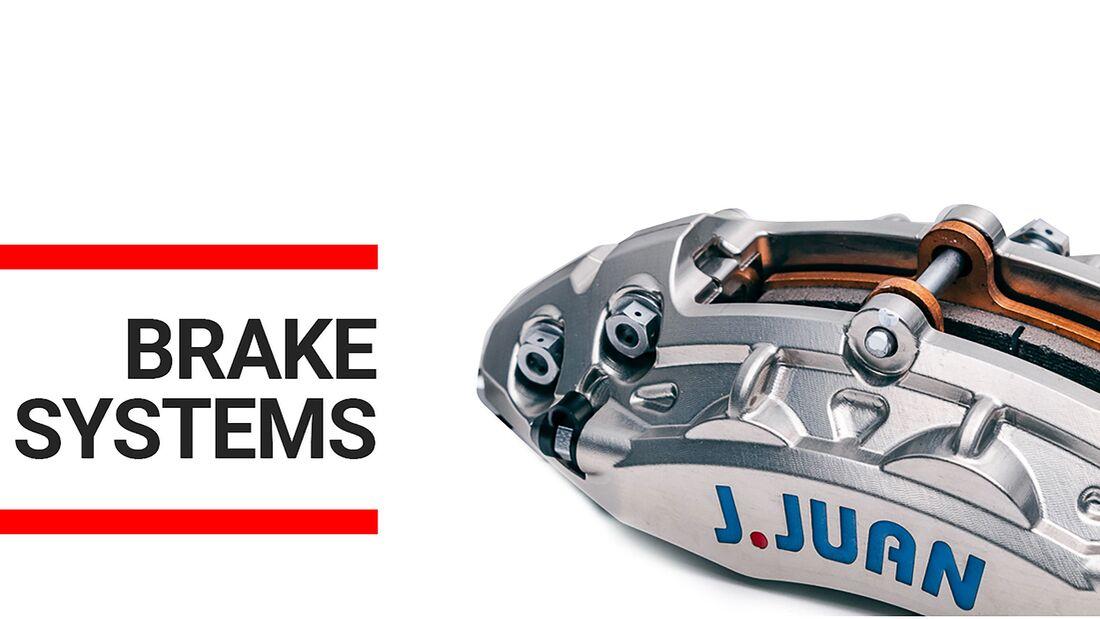 J.Juan Bremssysteme
