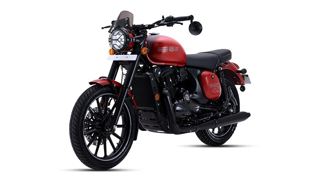 Jawa 42 Modelljahr 2021