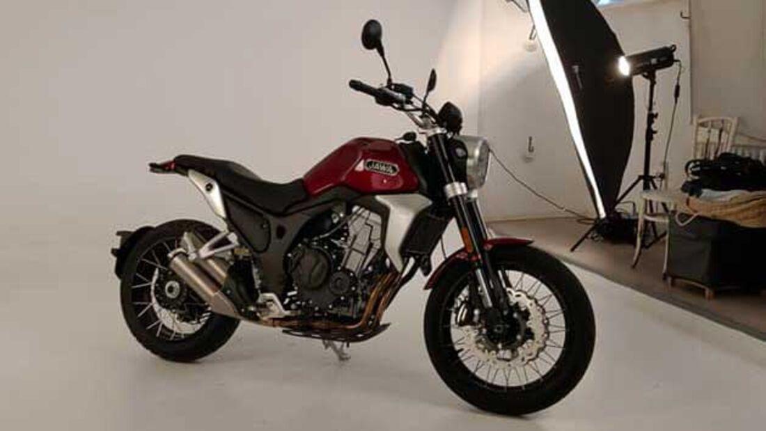 Jawa RVR 500
