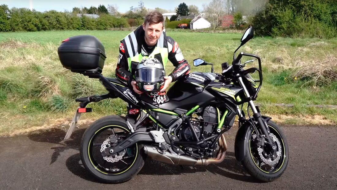 Jonathan Rea Motorradführerschein
