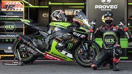 Jonathan Rea Superbike-Weltmeister 2020