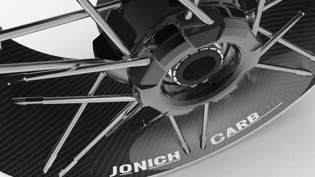 Jonich Karbon Wheel