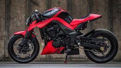 K-Speed Kawasaki Z1000 Umbau