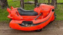 KSM Innovations Amphibien-Motorrad