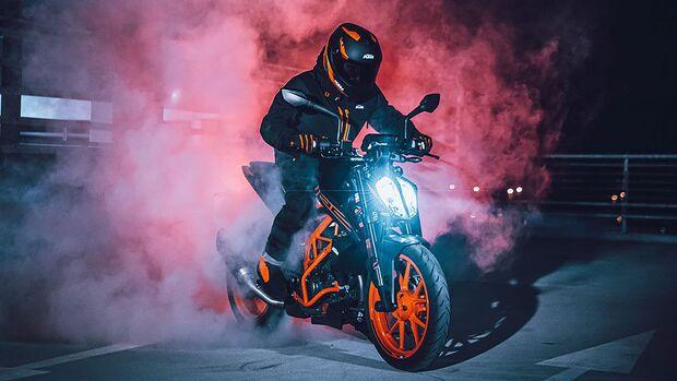 KTM 125 Duke Modelljahr 2021