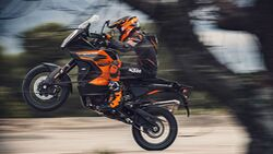 KTM 1290 SUPER ADVENTURE S Modelljahr 2021