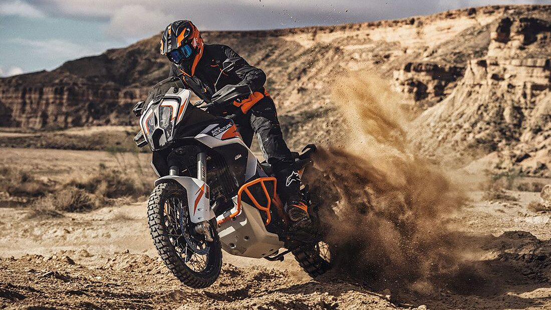KTM 1290 Super Adventure R Modelljahr 2021