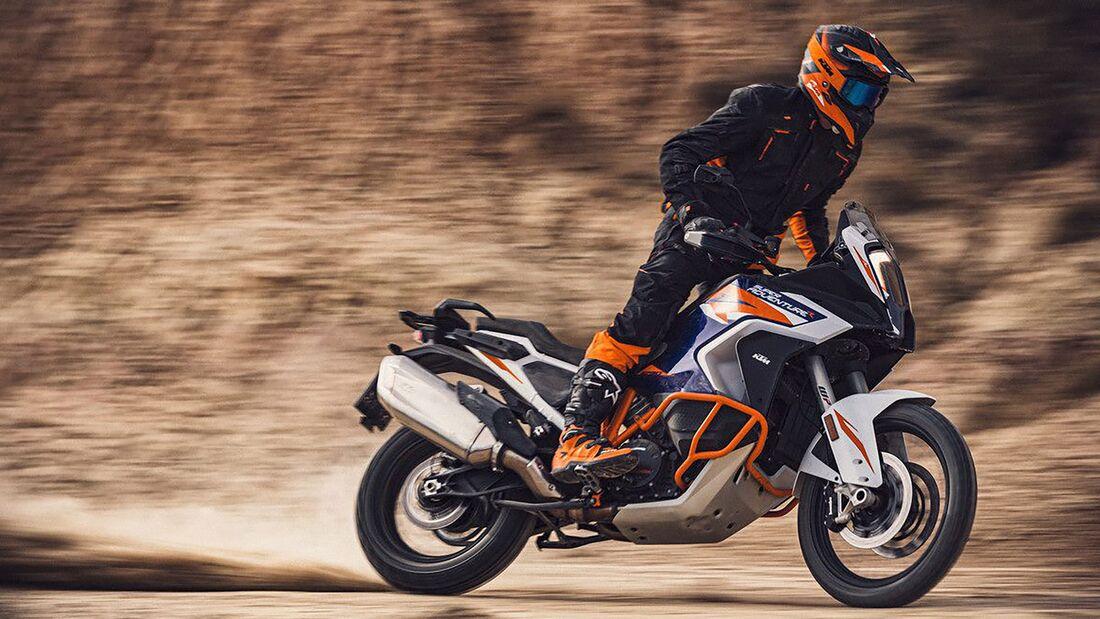 KTM 1290 Super Adventure R Modelljahr 2021