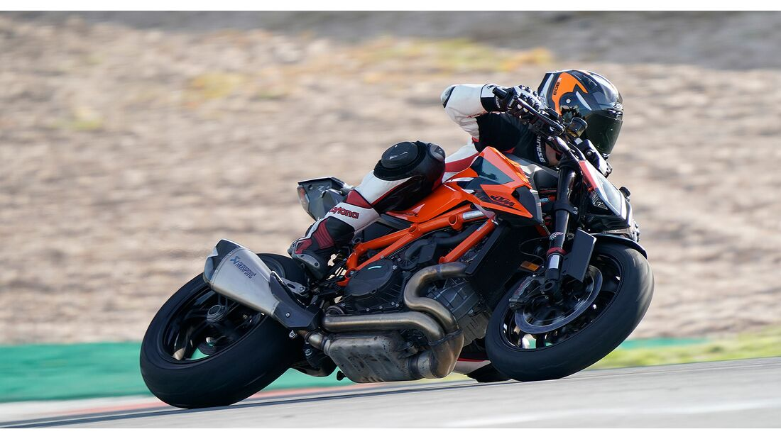 KTM 1290 Super Duke Fahrbericht