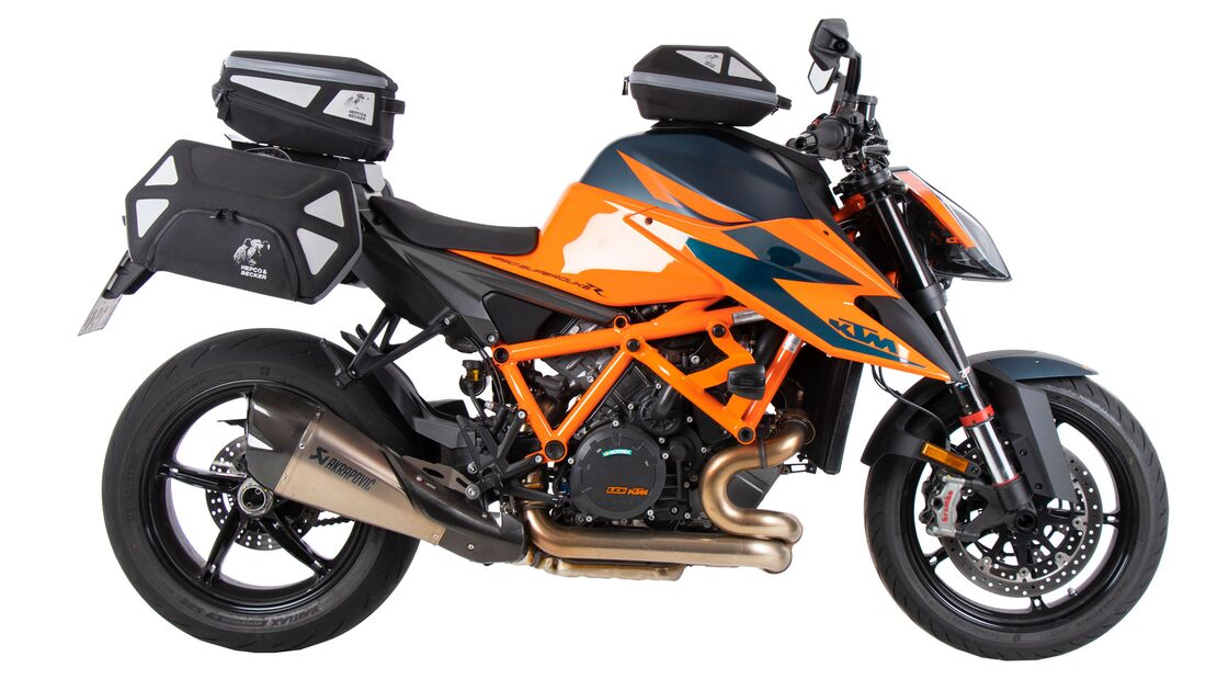 KTM 1290 Super Duke Hepco&Becker