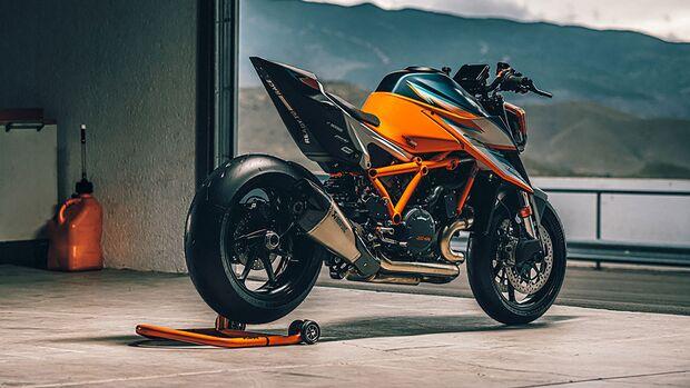 KTM 1290 Super Duke RR Modelljahr 2021