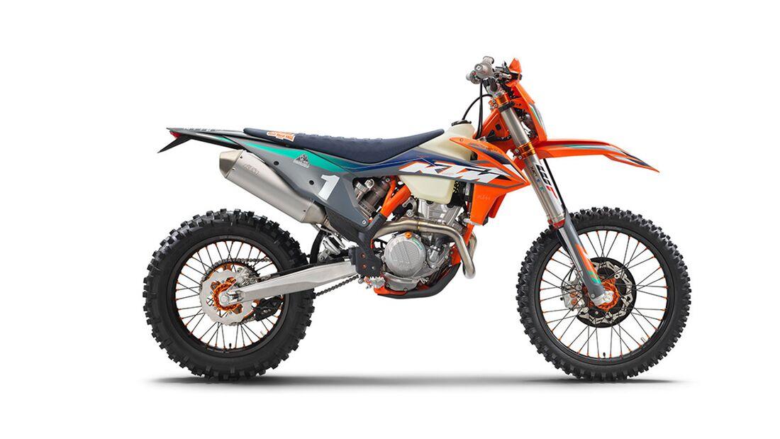 KTM 350 EXC-F WESS 2021