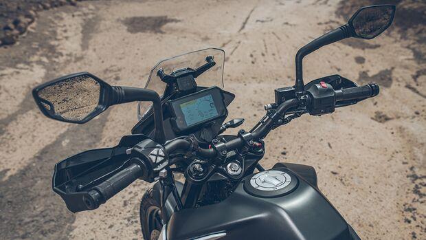 KTM 390 Adventure.