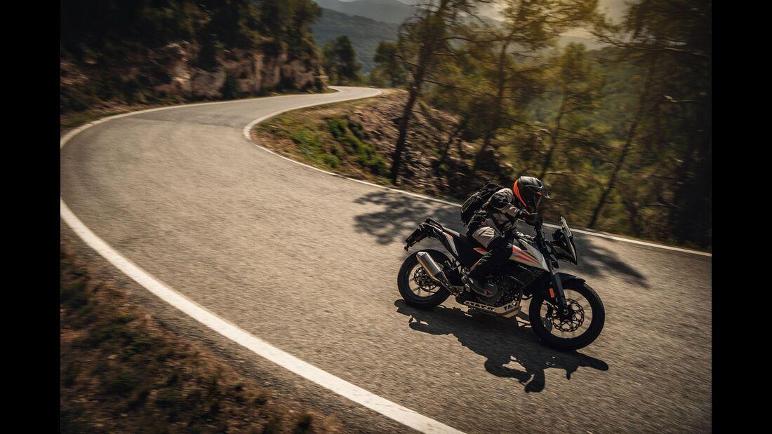 KTM 390 Adventure