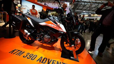 KTM 390 Adventure Eicma 2019