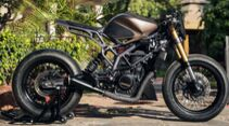 KTM 390 Duke Cafe Racer