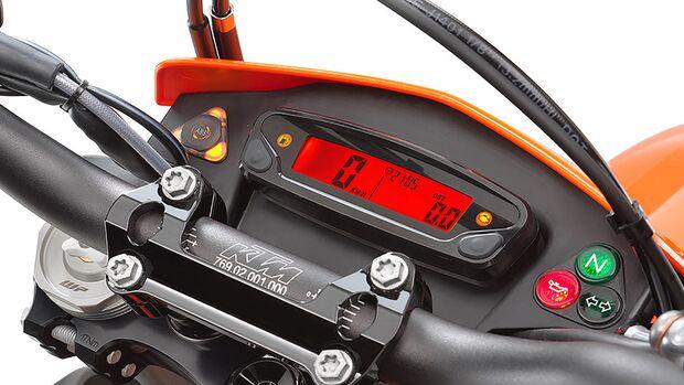 KTM 690 Enduro R Modelljahr 2021