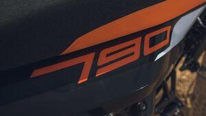 KTM 790 Adventure.