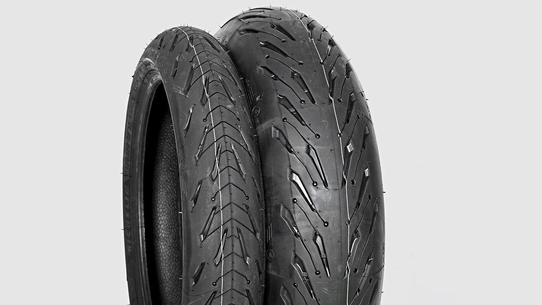 KTM 790 Duke Dauertest Reifenempfehlung