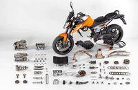 KTM 790 Duke Dauertest Teaser