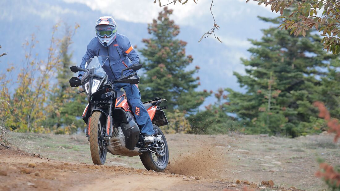 KTM 890 Adventure 2021 Fahrbericht
