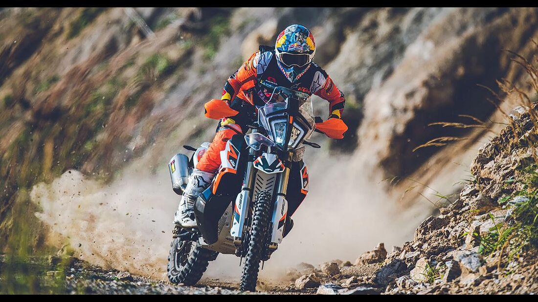 KTM 890 Adventure R/Rally